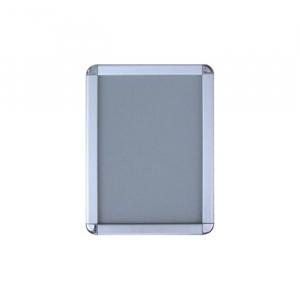 32 mm. Alüminyum Çerçeve, Rondo köşe, 30x42 cm. (A3)