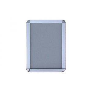 32 mm. Alüminyum Çerçeve, Rondo köşe, 60x85 cm. (A1)