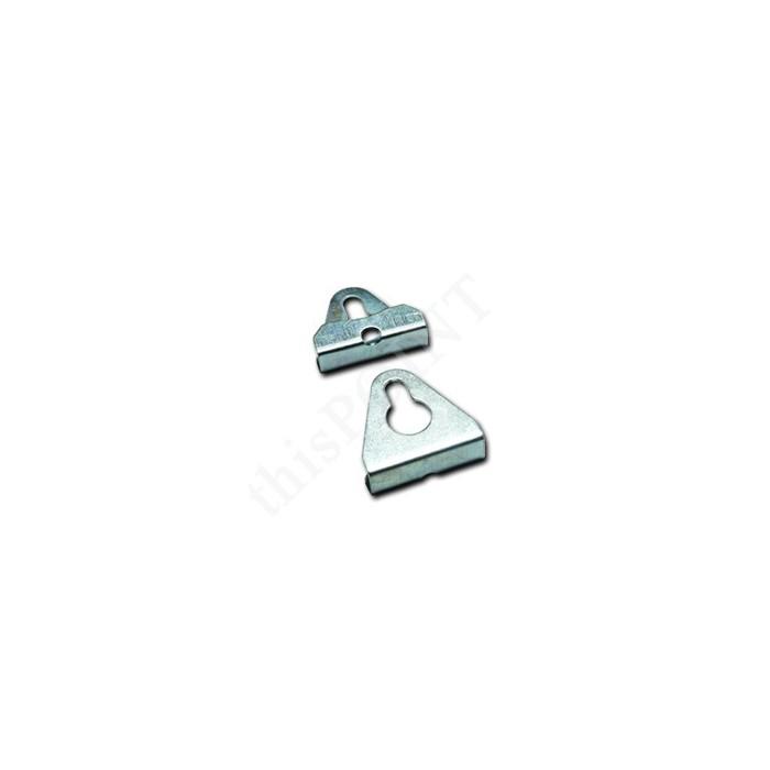 45 mm. Gönye köşe Alüminyum Çerçeve 85x120 cm. (A0)