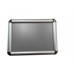 25 mm. Alüminyum Çerçeve, Rondo çerçeve, A3 (Eko)