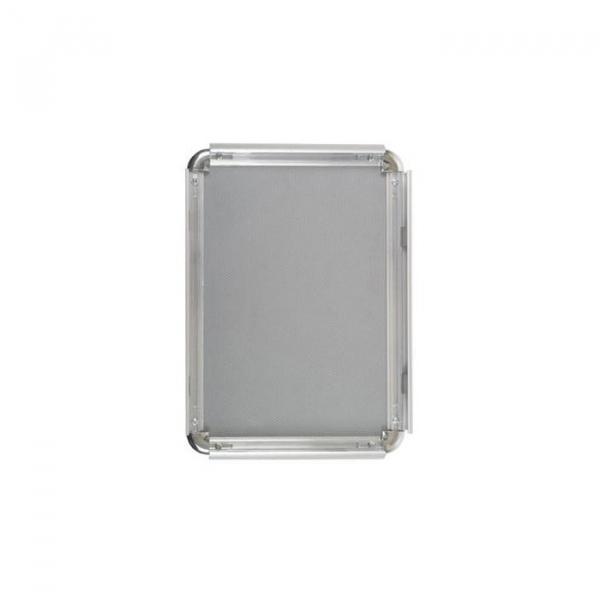 25 mm. Alüminyum Çerçeve, Rondo köşe, 30x42 cm. (A3)